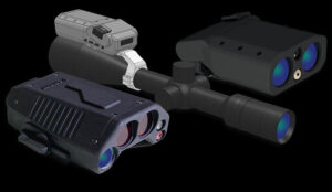 VENOM is a weapon-mounted wind measurement device that contains all the functions of laser rangefinder, ballistic computer and other sensors.